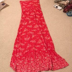 Billabong long skirt or dress